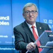 EU-Minister billigen Juncker-Plan für mehr Wachstum (Foto)