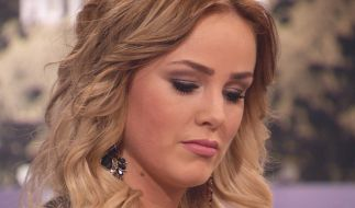 """Liz Kaeber ist die Gewinnerin der """"Bachelor""""-Staffel 2015. Doch sieht so eine glückliche Siegerin aus? (Foto)"""