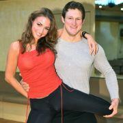 105-Kilo-Koloss wirbelt Ekaterina übers Tanzparkett (Foto)