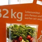 Resteboxen sollen Verschwendung von Essen stoppen (Foto)