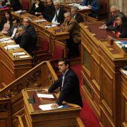 Experten beraten über Griechenlands Reformen und Sparkurs (Foto)