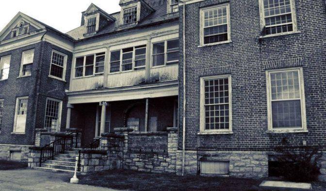 Geister im Sanatorium St. Albans