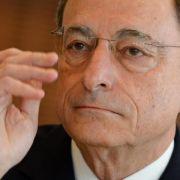 Draghi:EZB-Anleihenkäufe wirken bereits (Foto)
