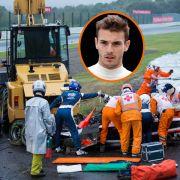 Bianchi-Vater sucht Schuldigen für Horror-Crash (Foto)