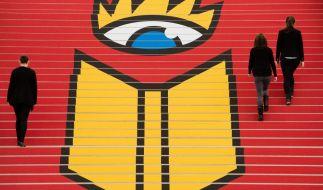 Das neugestaltete Logo der Leipziger Buchmesse würde am 05.03.2015 erstmals der Öffentlichkeit präsentiert. (Foto)