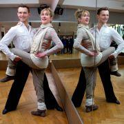 Beatrice Richter: Mit 66 Jahren fängt ihre Tanzkarriere an (Foto)