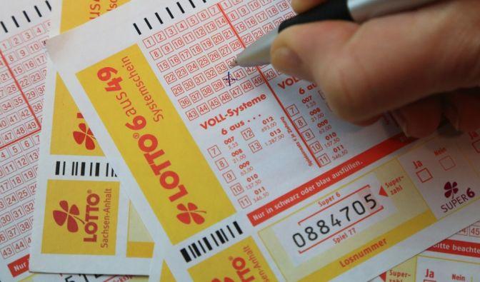 Lotto am Mittwoch