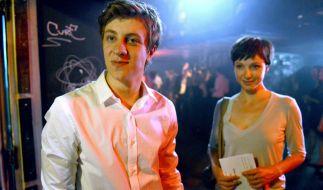 Thomas Schubert (Ben) und Julia Koschitz (Sylvia). (Foto)