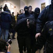 Menschenrechtler: Verdächtige im Mordfall Nemzow womöglich gefoltert (Foto)