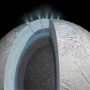 Forscher: Im Saturnmond Enceladus sprudelt heißes Wasser (Foto)
