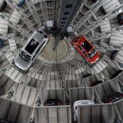 VW: Tarifmitarbeiter bekommen 5900 Euro Erfolgsbeteiligung (Foto)