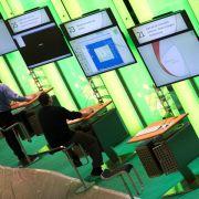 Microsoft wirbt auf der CeBIT für «digitales Wirtschaftswunder» (Foto)