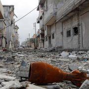 Helfer klagen an: Lage in Syrien immer hoffnungsloser (Foto)