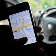 Fahrdienst-Vermittler Uber beschwert sich in Brüssel über Deutschland (Foto)