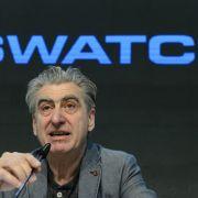 Swatch will Uhren mit Bezahlfunktion ergänzen (Foto)