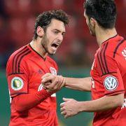 Debakel für Bundesliga-Schlusslicht Stuttgart gegen Leverkusen (Foto)