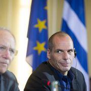 Athen legt sich erneut mit Schäuble und EZB an (Foto)