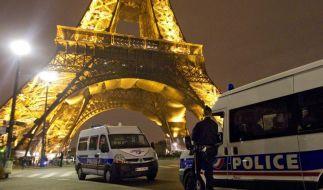 Wahrzeichen und Türme wie der Eiffelturm in Paris waren schon häufig Ziele von Anschlägen. (Foto)