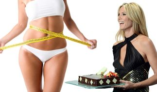 Heidi Klum mag es neuerdings mager statt kurvig. (Foto)