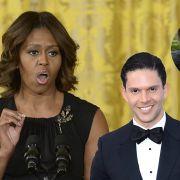 Gefeuert! Moderator vergleicht Michelle Obama mit Affen (Foto)