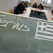 Mehrheit der Deutschen für Euro-Ausstieg Griechenlands (Foto)