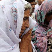 Brand in pakistanischer Textilfabrik: Klage gegen KiK (Foto)