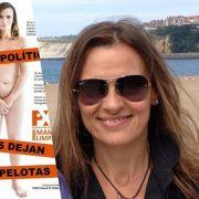 Komplett nackt! Politikerin zieht fürs Wahlplakat blank (Foto)