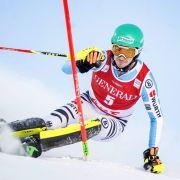 Slalom der Herren: Neureuther nur Neunter (Foto)