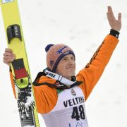 Nach Doppelsieg: Severin Freund kurz vor Weltcup-Triumph (Foto)