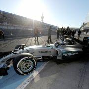 Formel 1 in Melbourne: Saisonauftakt als Wiederholung sehen (Foto)