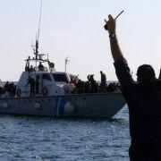 Hunderte Migranten in der Ägäis aufgegriffen (Foto)