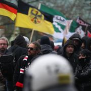 Pegida, Salafisten, Hools: Brisanter Mix in Wuppertal (Foto)