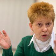 Bundestagsvize Pau fordert mehr Schutz für Politiker (Foto)
