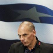 Stinkefinger-Streit um Yanis Varoufakis: Wer sagt die Wahrheit? (Foto)