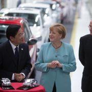 Chef von chinesischem Volkswagen-Partner festgenommen (Foto)