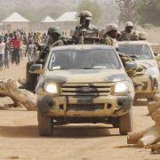 Nigerianisches Militär erobert Boko-Haram-Hochburg zurück (Foto)