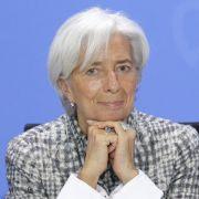 IWF-Chefin Lagarde warnt vor Turbulenzen wegen US-Zinswende (Foto)