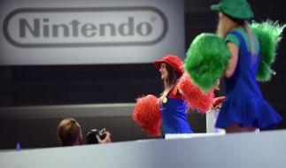 Nintendo steigt ins Geschäft mit Smartphone-Spielen ein (Foto)