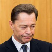 Trotz angebotener Kaution:Middelhoff muss in U-Haft bleiben (Foto)