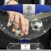 Auf wen trifft der FC Bayern im Viertelfinale? (Foto)