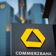 Commerzbank-Chef erhält ersten Bonus seit der Krise (Foto)