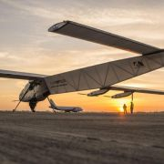 Sonnenflieger «Solar Impulse 2» hebt in Indien ab (Foto)