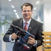 Bosch setzt auf vernetztes Elektrowerkzeug (Foto)