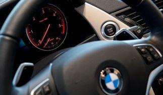 BMW rechnet trotz Risiken mit weiterem Rekordjahr (Foto)