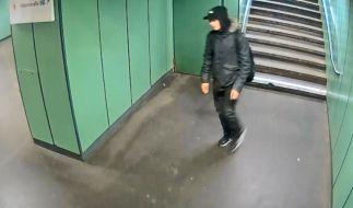 Berliner Polizei fandet nach diesem Mann. (Foto)
