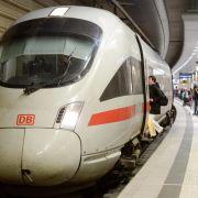 Mehr Haltepunkte für Intercitys: Bahn will Kunden zurück (Foto)