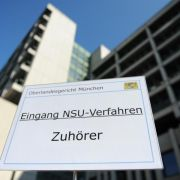 NSU-Prozess: Zeuge redet sich um Kopf und Kragen (Foto)