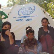 UN werfen IS-Terroristen Völkermord vor (Foto)