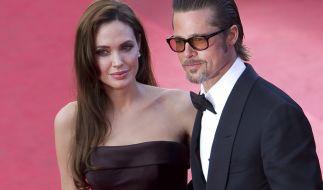 Ist die Ehe von Brad Pitt und Angelina Jolie am Ende? (Foto)