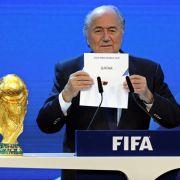 FIFA gibt Termine der Winter-WM in Katar bekannt (Foto)